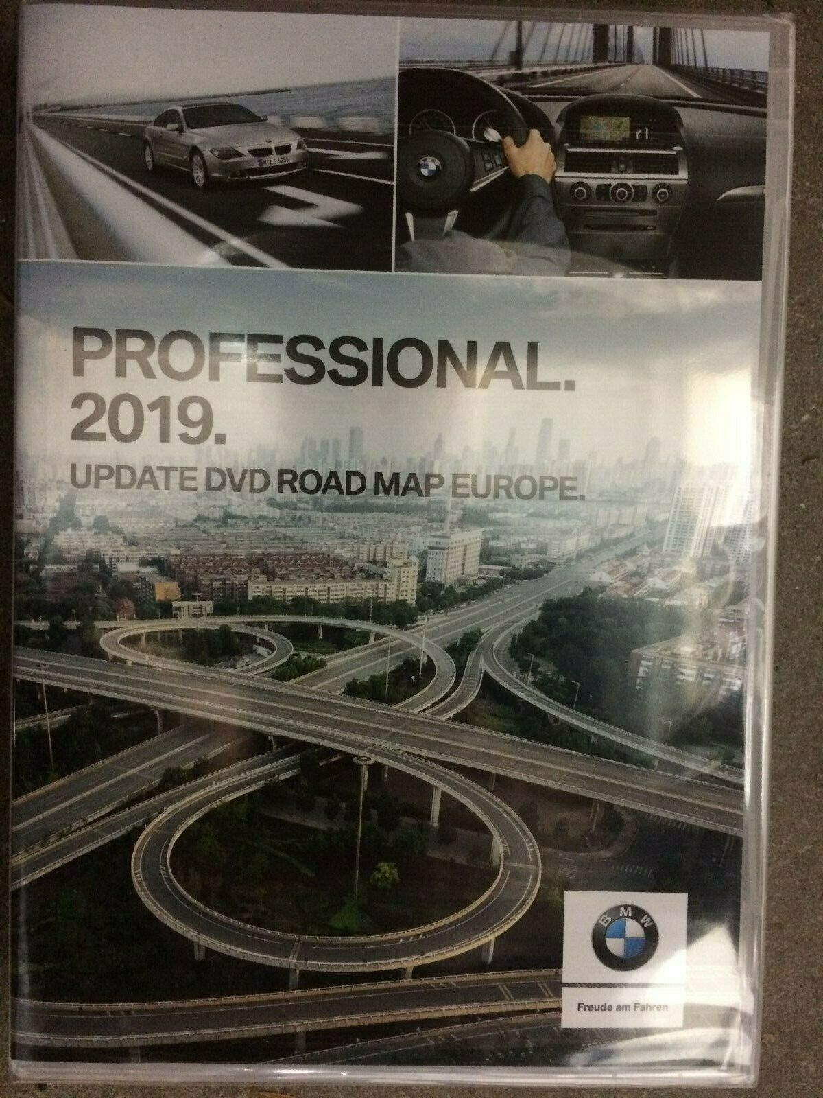 bmw navi professional 2018 update dvd road map e87 e90 e60. Black Bedroom Furniture Sets. Home Design Ideas
