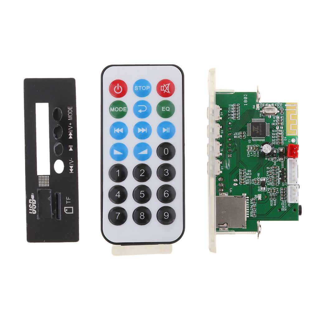 Car Bluetooth 40 Audio Ape Flac Wav Wma Mp3 Decoder Board Usb Tf Circuit Buy Boardbluetooth Boardfm 1 Of 1only 2 Available