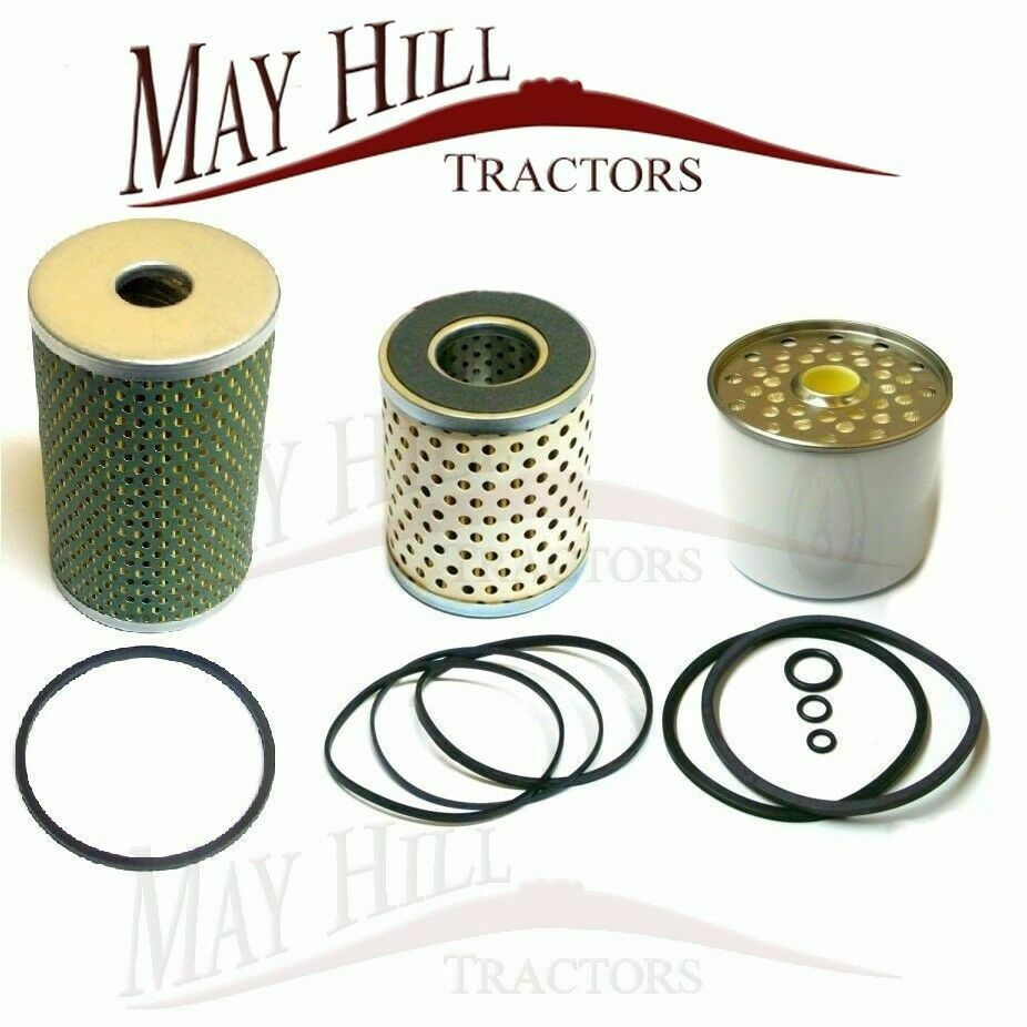 Massey Ferguson Fuel Filter Wiring Library Filters 1 Of 1free Shipping Oil And Kit Set