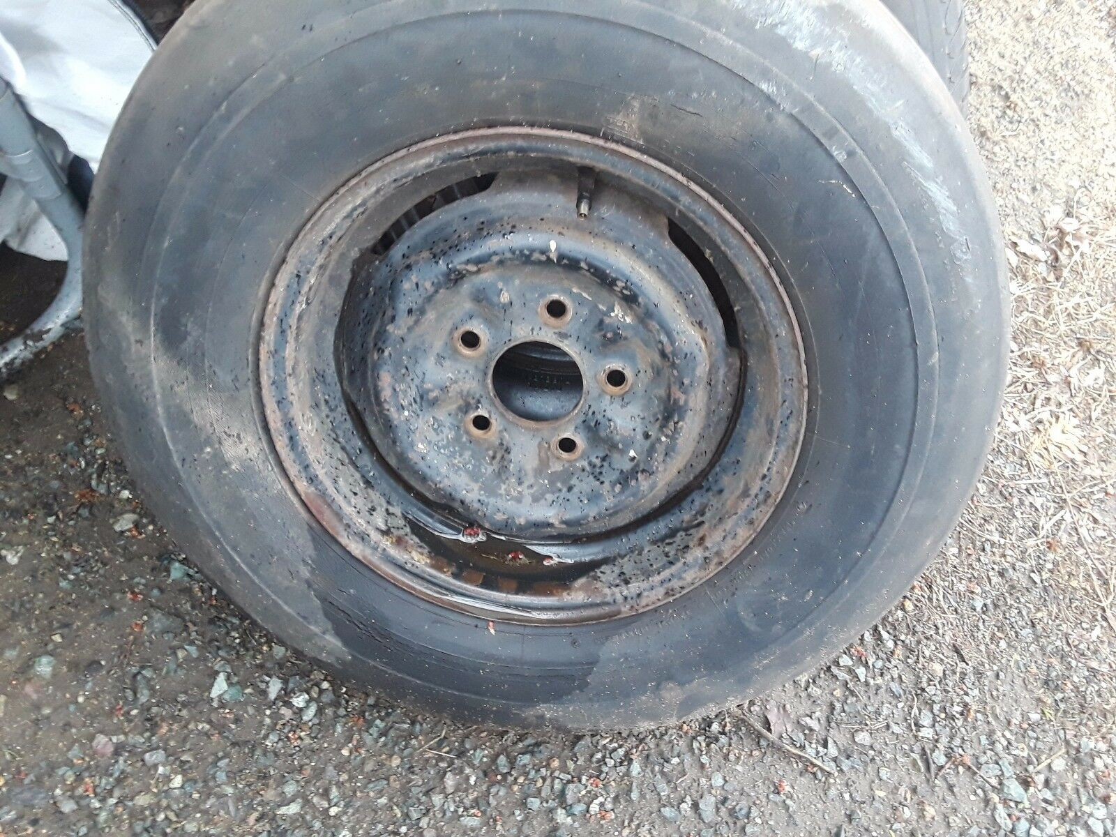 1965 1966 Chevrolet Impala Bel Air Oem 14 Steel Wheel Price Is For 1 Of 4only 3 Available