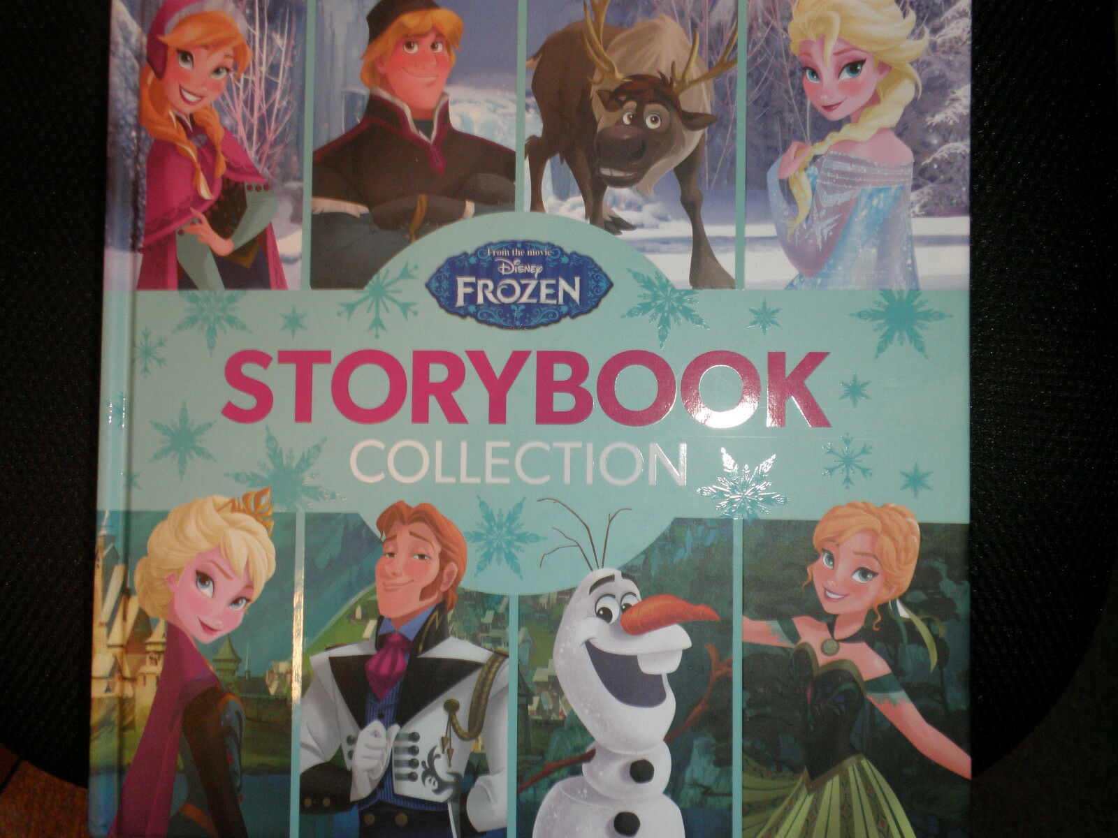 Disneyfrozen Storybook Collection Br New Picture Book 1 Of 1FREE Shipping See More