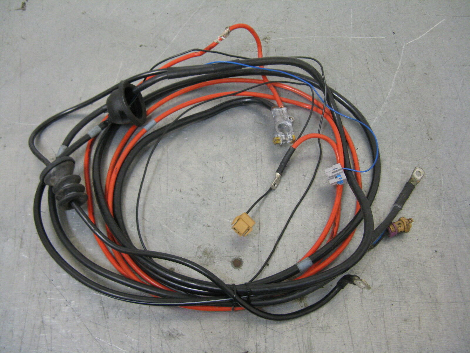 Genuine Wiring Harness Cable Set Battery Plus Pole Audi 100 A6 C4 Specialist Inc 1 Of 1only Available