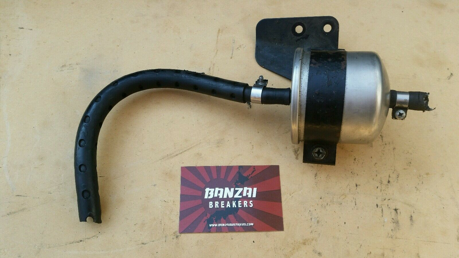 Nissan 300Zx Z32 Twin Turbo Vg30Dett Fuel Filter Bracket 1 of 1 See More