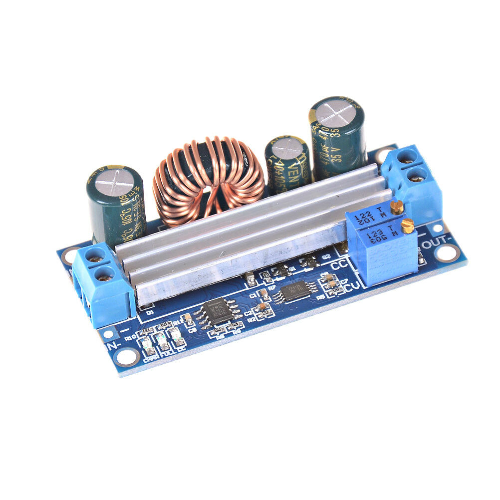 Dc Buck Boost Voltage Converter Constant Current Module Step Power To 1 Of 7free Shipping