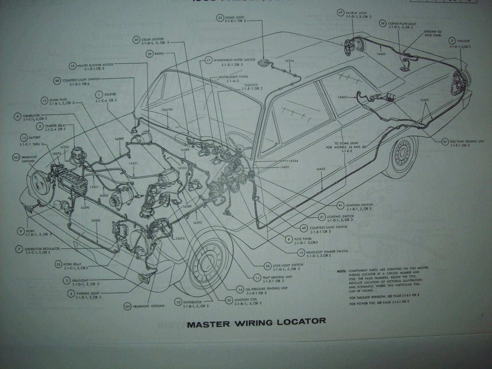 1965 Lincoln Continental Turn Signal Wiring Diagram Electrical 1975 Great Comet