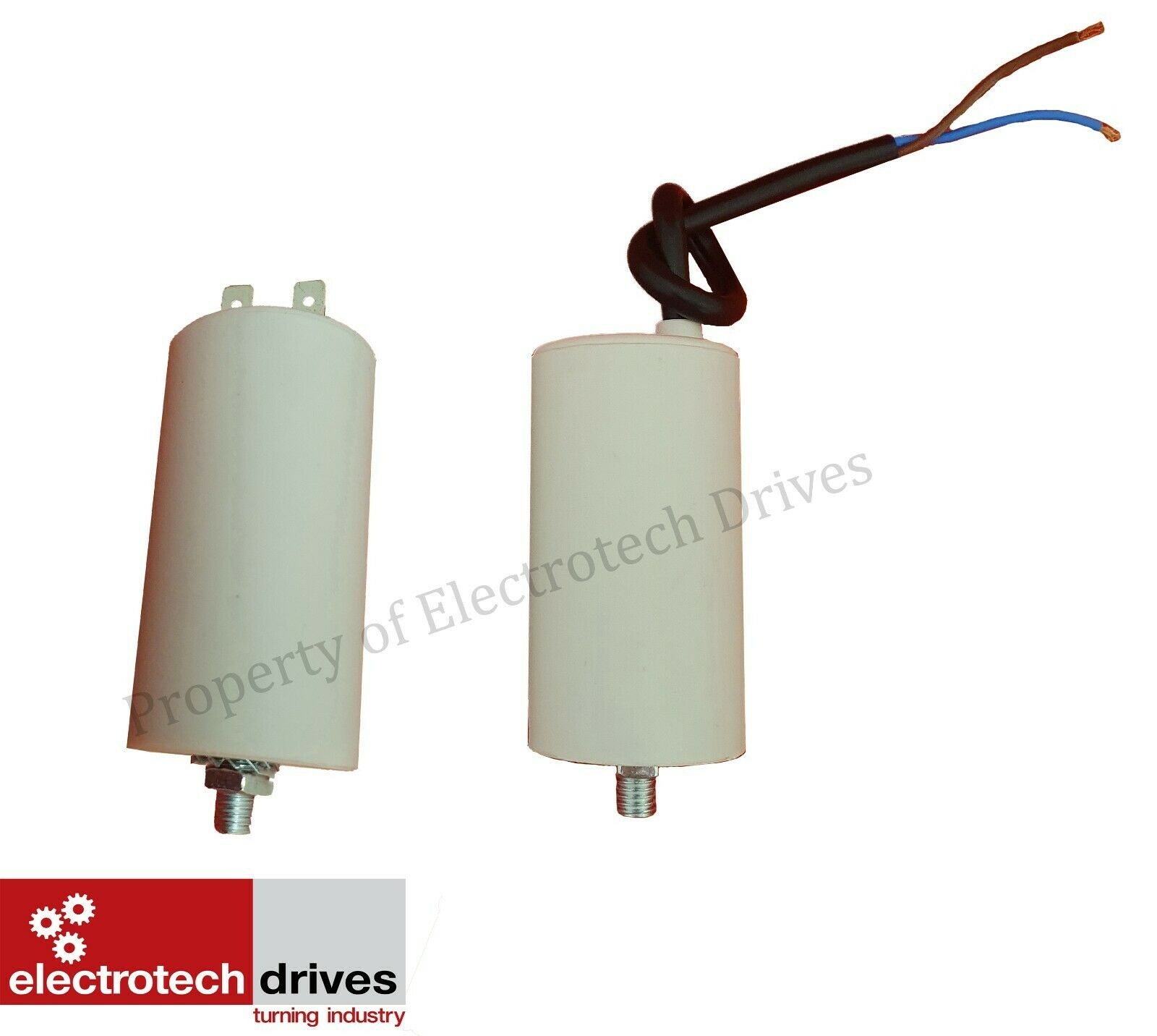 Electric Motor Run Capacitor Capacitors 2uf To 100uf Mfd 400 450v 40 Ac Wiring Diagram 1 Of 2free Shipping