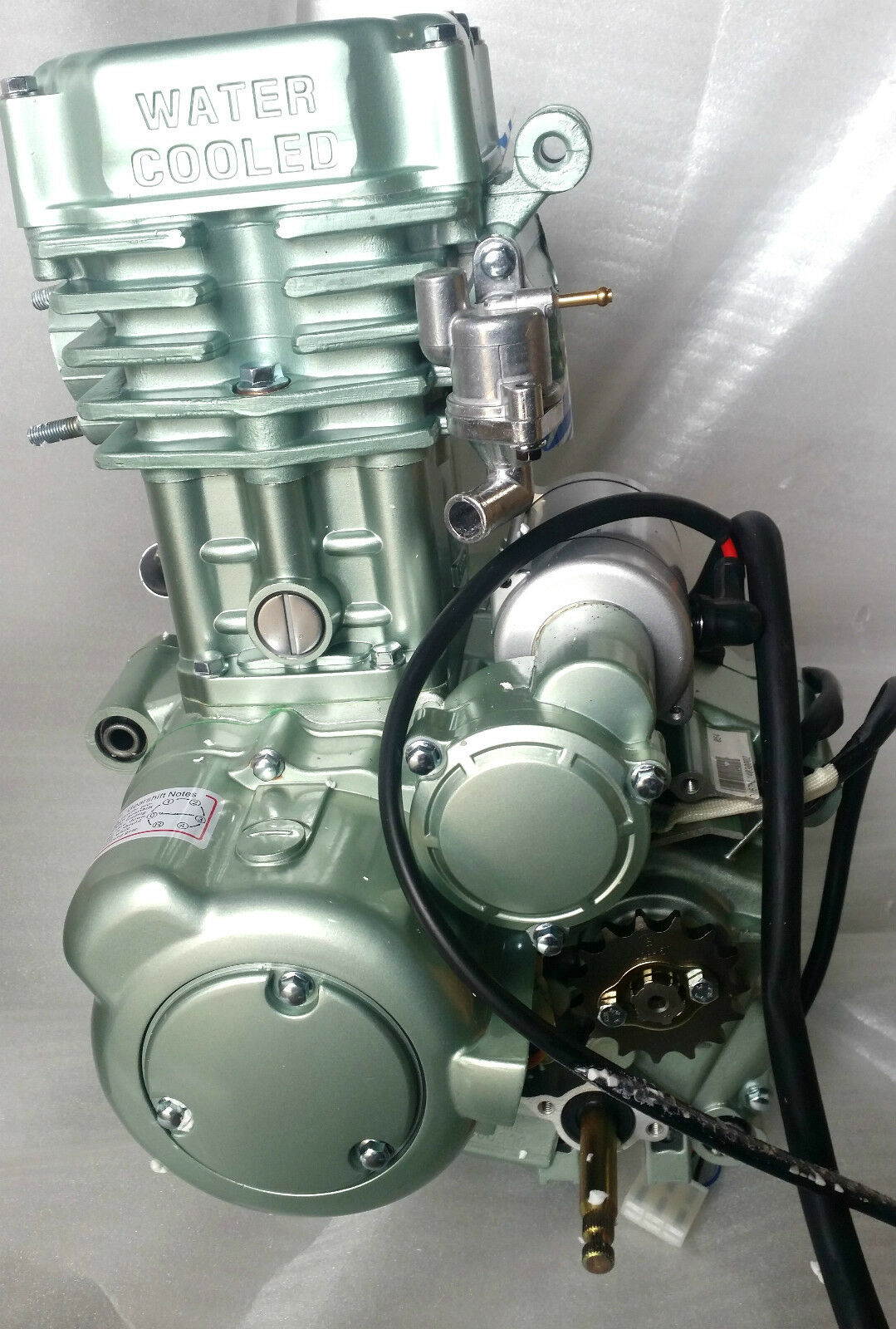200cc water cooled engine  200cc  free engine image for