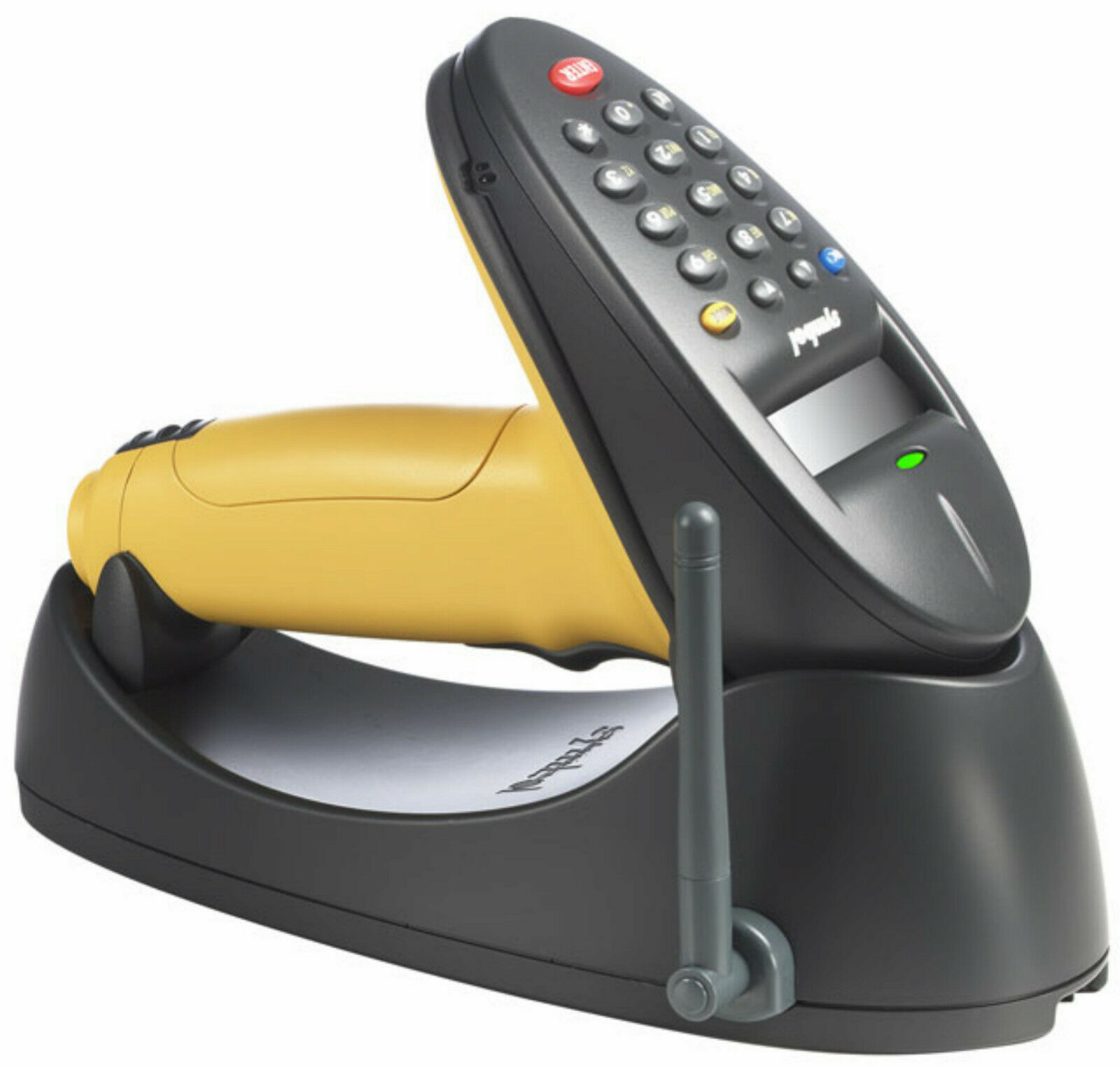Symbol P370 Wireless Bluetooth Barcode Scanner Ps2 Ps2 P470 P360