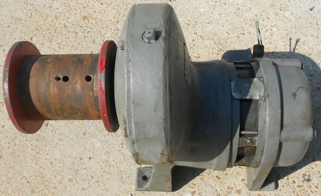 Lima Electric Motor And Speed Reducer Hp 1 Rpm 1730 Ph