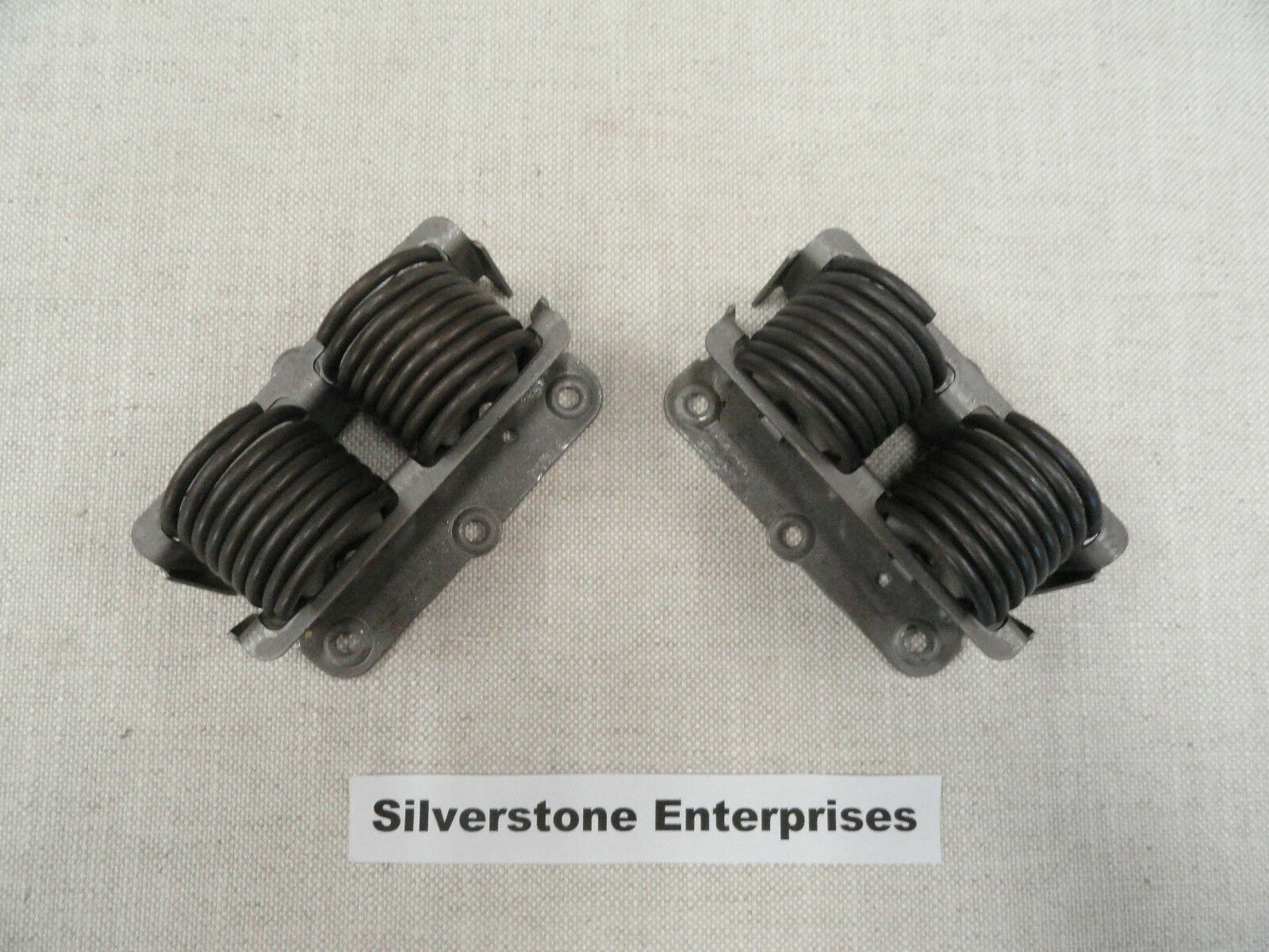 Hickory Springs REPLACEMENT PAIR OF PLATFORM ROCKER SPRINGS S28F