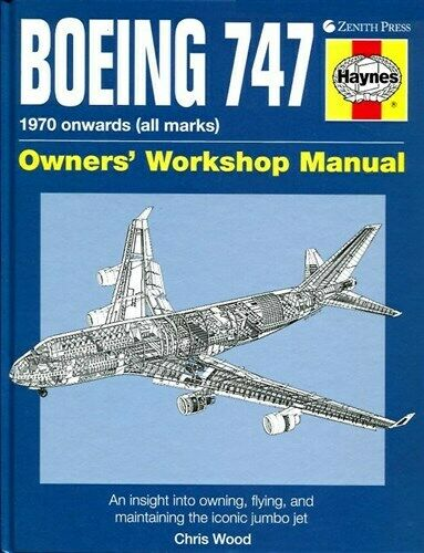 Overhaul Manual Boeing .