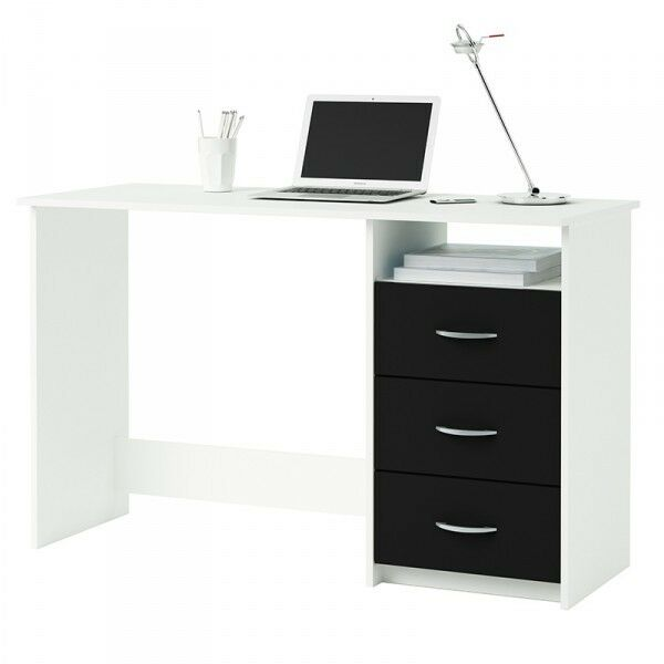 schreibtisch pc computertisch jugendschreibtisch. Black Bedroom Furniture Sets. Home Design Ideas