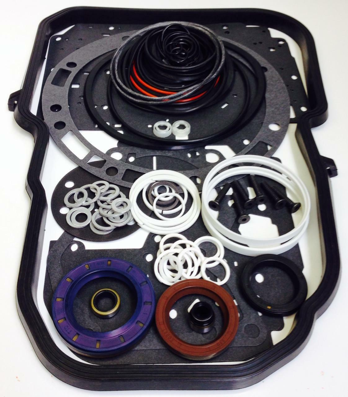 Mercedes 7224 4 Speed Automatic Transmission Gasket Seal Rebuild Saturn Vue 1 Of 1only Available