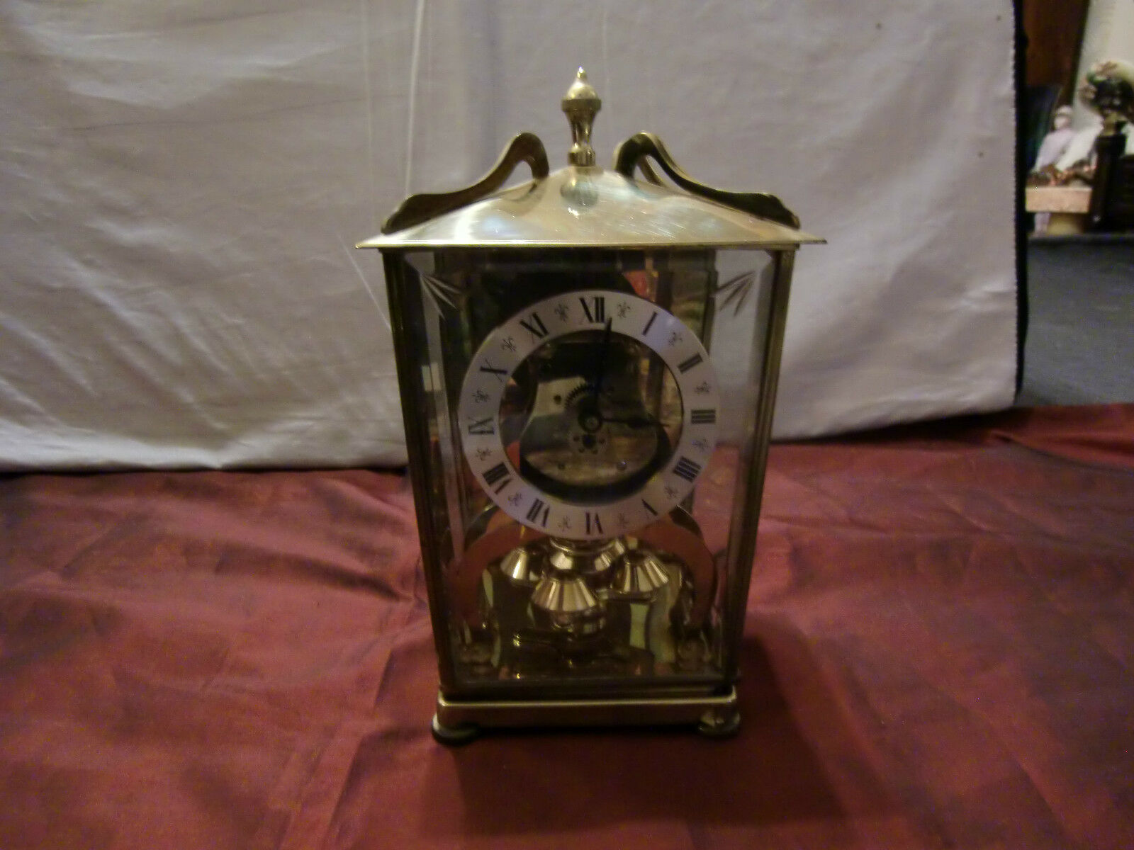 Schatz Mantle Clock