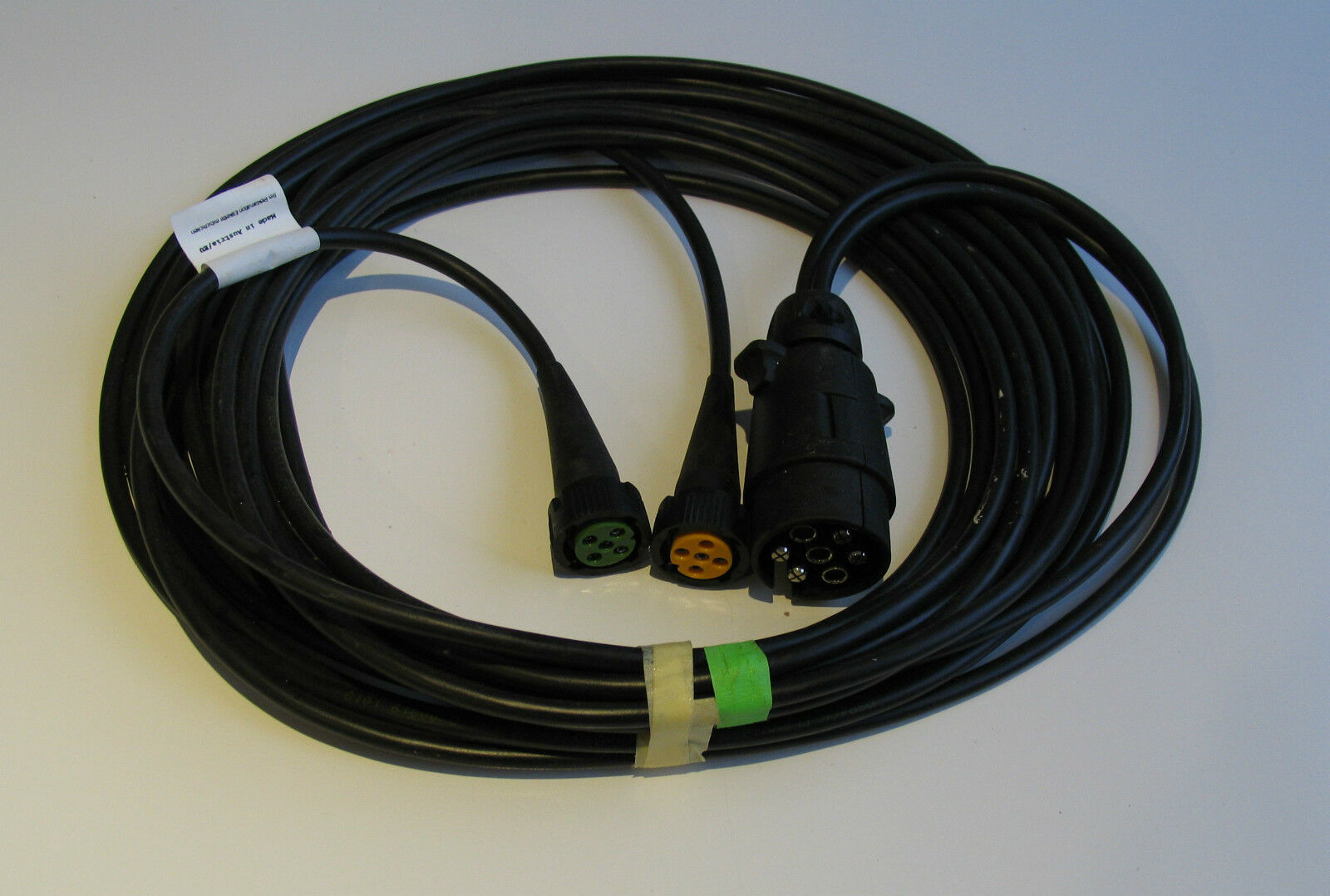 Aspock Light Trailer Wiring Harness Quick Plug In 7 Core Fit Ifor Lights Williams Erde 1 Of 1free Shipping
