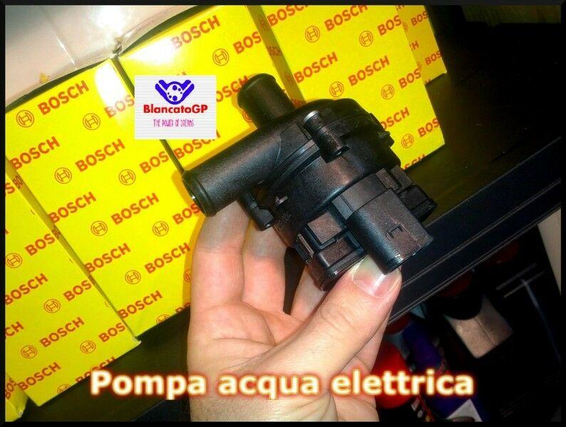 POMPA ACQUA ELETTRICA BOSCH MOTO SCOOTER [ malossi energy pump electric water]