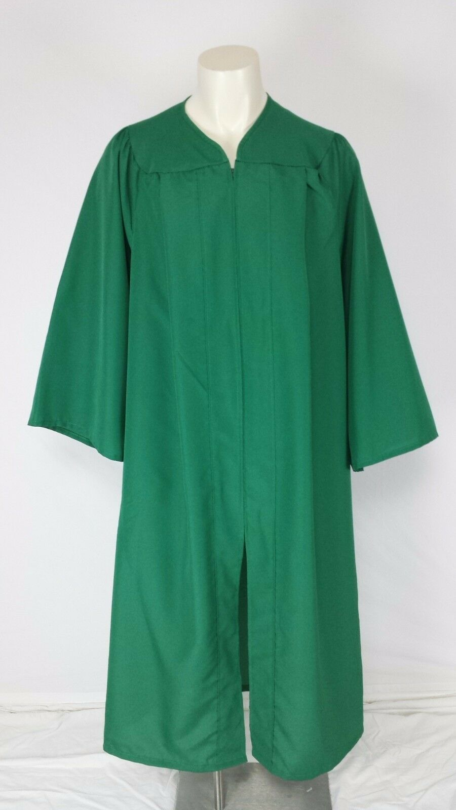Green Graduation Gown Choir Robe Clergy Costume Matte Many Size ...