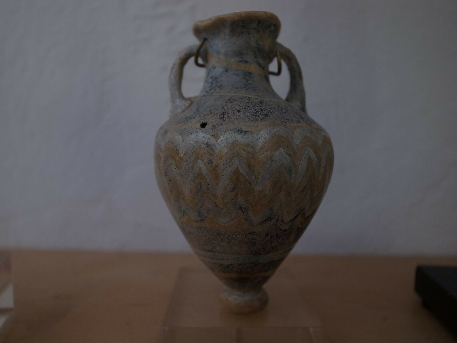 Very Rare Eastern Mediterranean Core Formed Amphora 6th-5th Century BC Pefect
