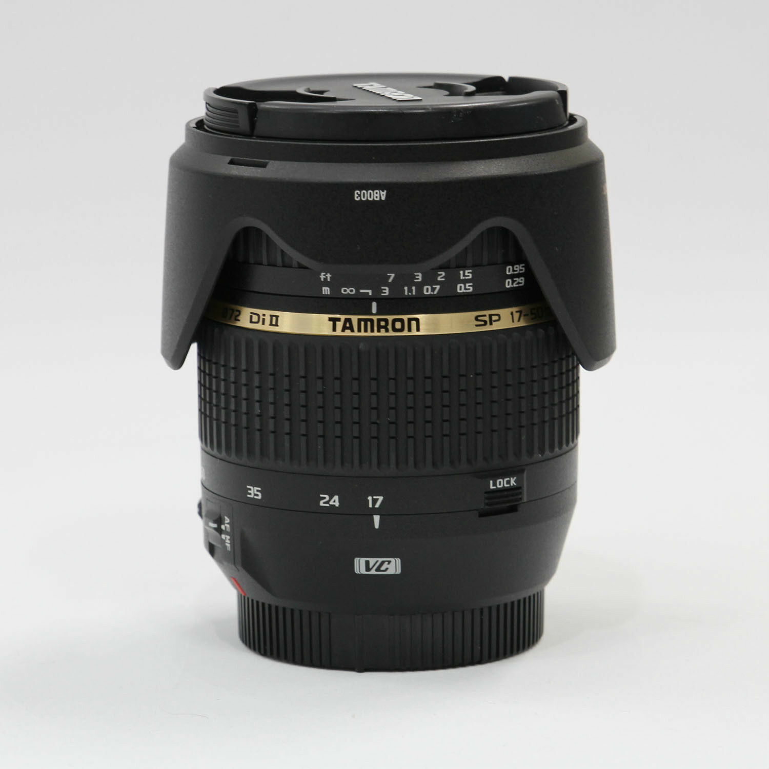 Tamron 17 50mm F 28 Di Ii Xr Vc If Af Lens For Canon 30899 Sp Ld Aspherical 1 Of 1only 5 Available
