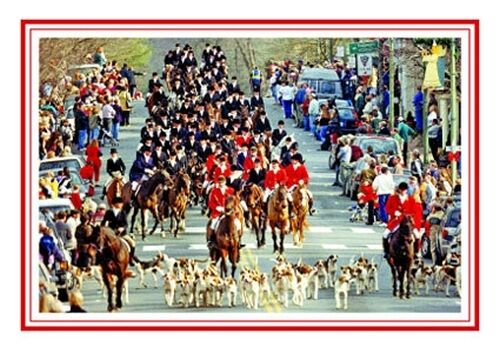 Christmas in Middleburg Virginia Annual Christmas Parade - Pack of ...