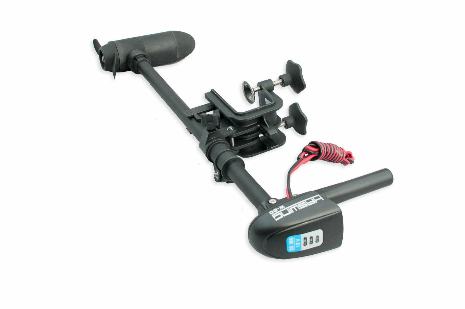 Trolling Motor 20 Lbs Electric 12 Volts With Battery