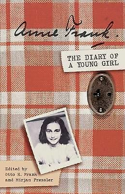 ANNE DEFINITIVE EDITION OF FRANK DIARY