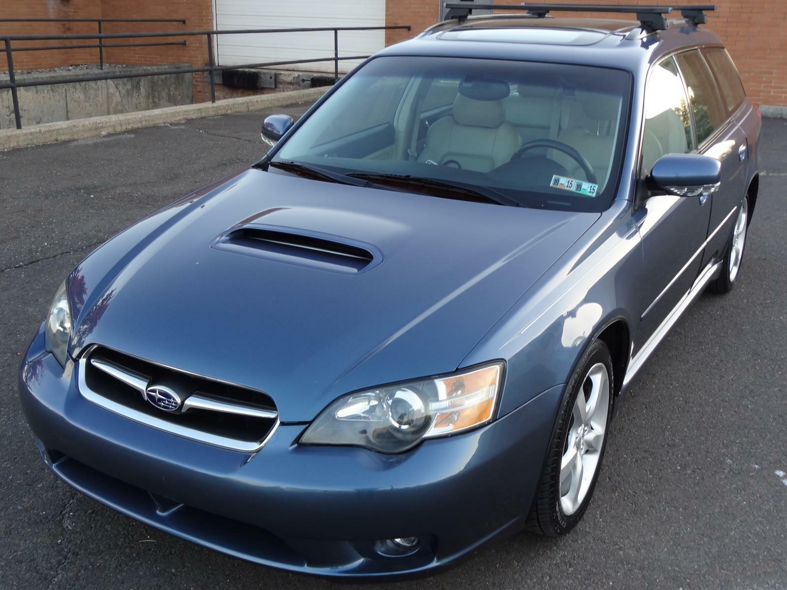subaru legacy wagon 2 5 gt turbo limited awd 1 owner low miles 8 picclick. Black Bedroom Furniture Sets. Home Design Ideas