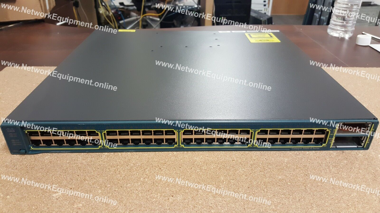 Cisco Ws C3560e 48td E Gigabit Switch 3560e 3560g And Do Routing Lan Switching 1 Sur 3seulement Disponible
