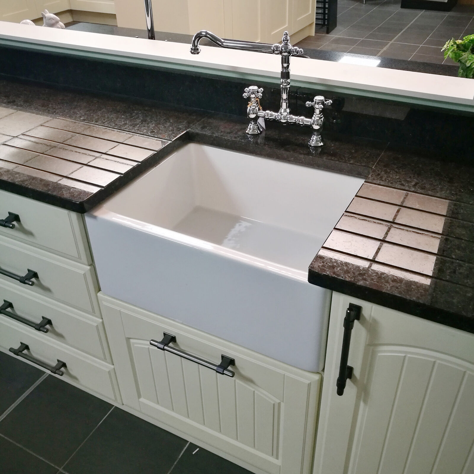 Rak Belfast Kitchen Sink Fireclay