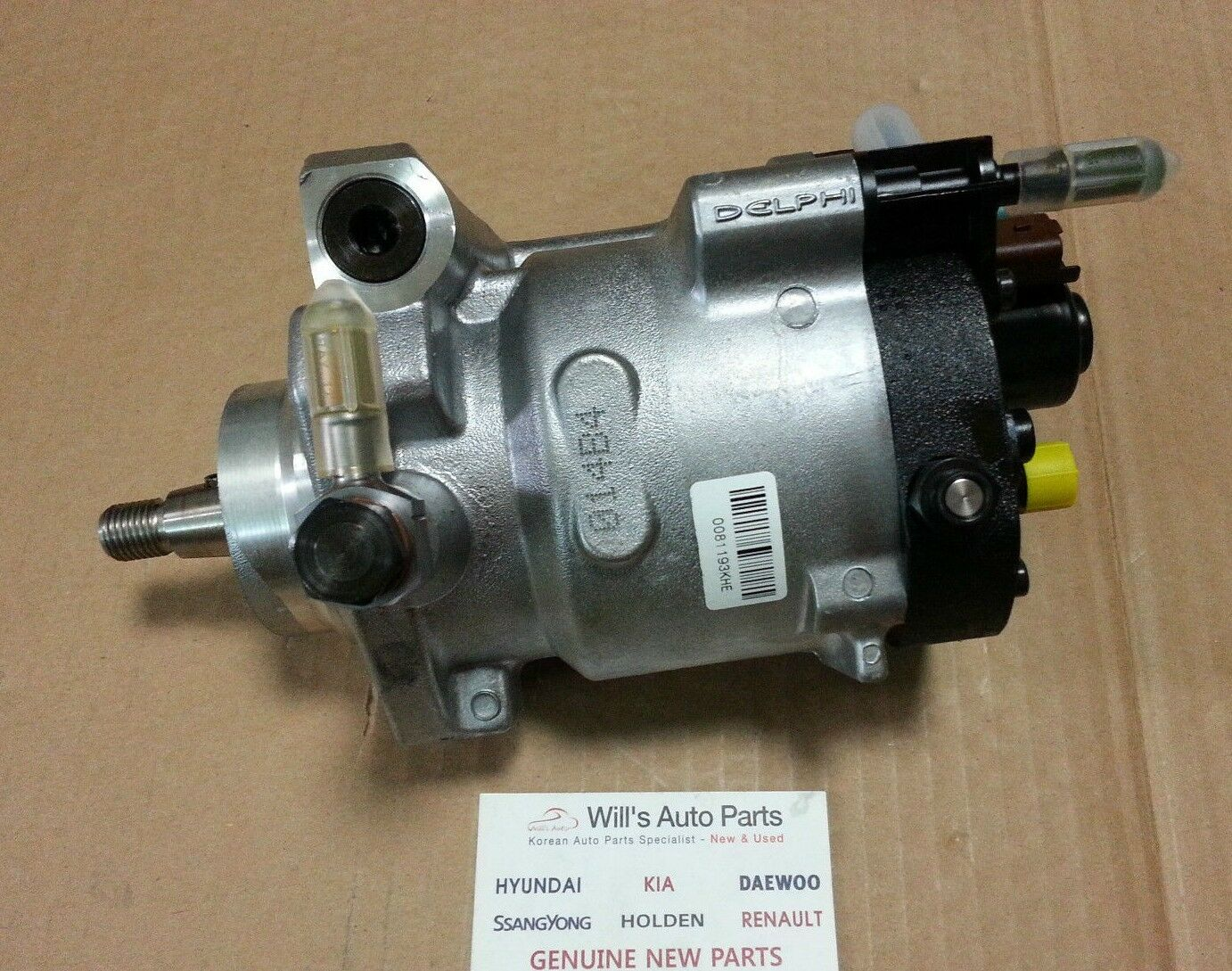 Genuine Brand New Diesel Fuel Pump Suits Hyundai Terracan 2004 2011 Santa Fe Replacement 29l 1 Of 4only 5 Available See More