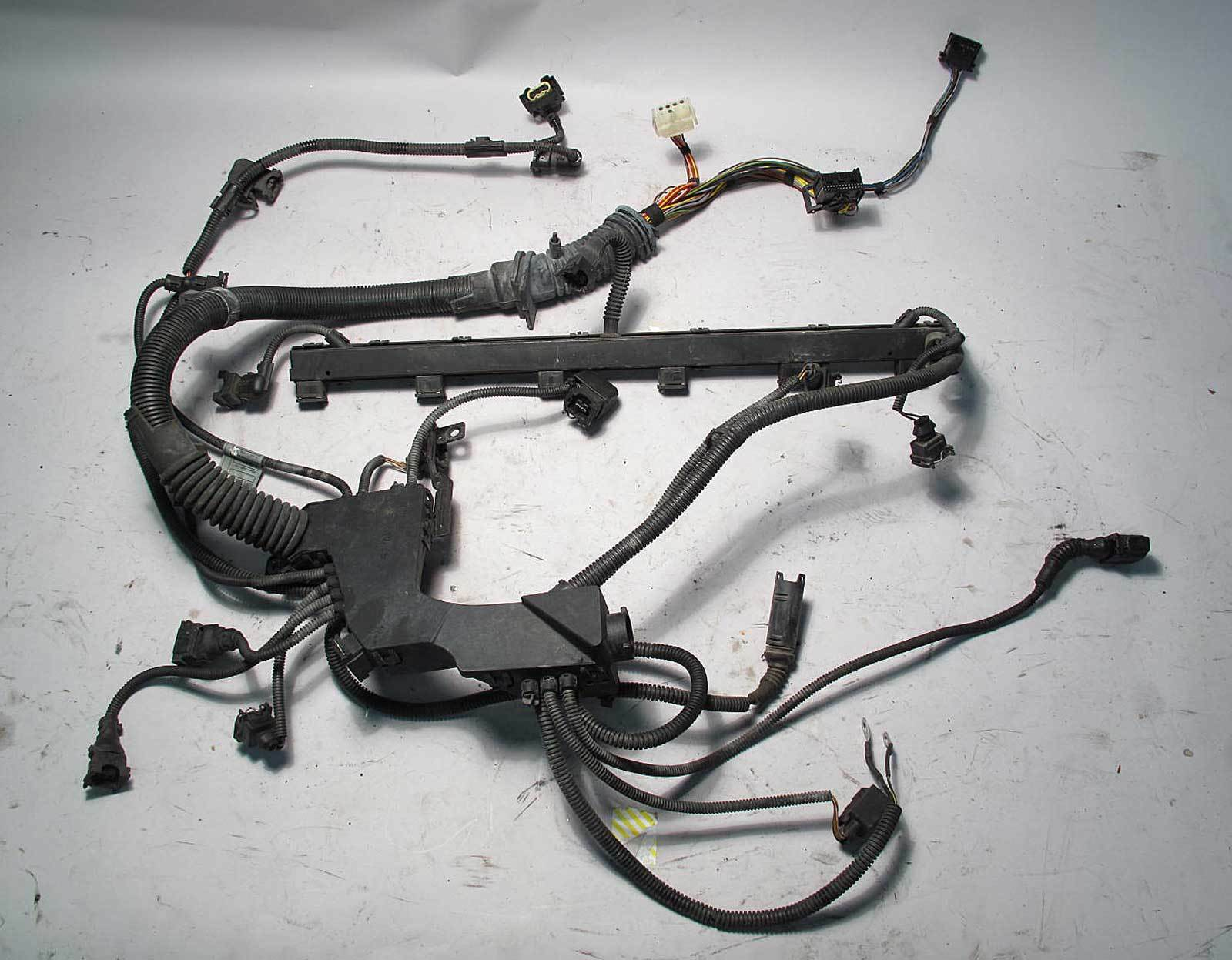 Bmw E46 3 Series M54 Engine Wiring Harness Complete 03 2003 2006 1 Of 2 See More