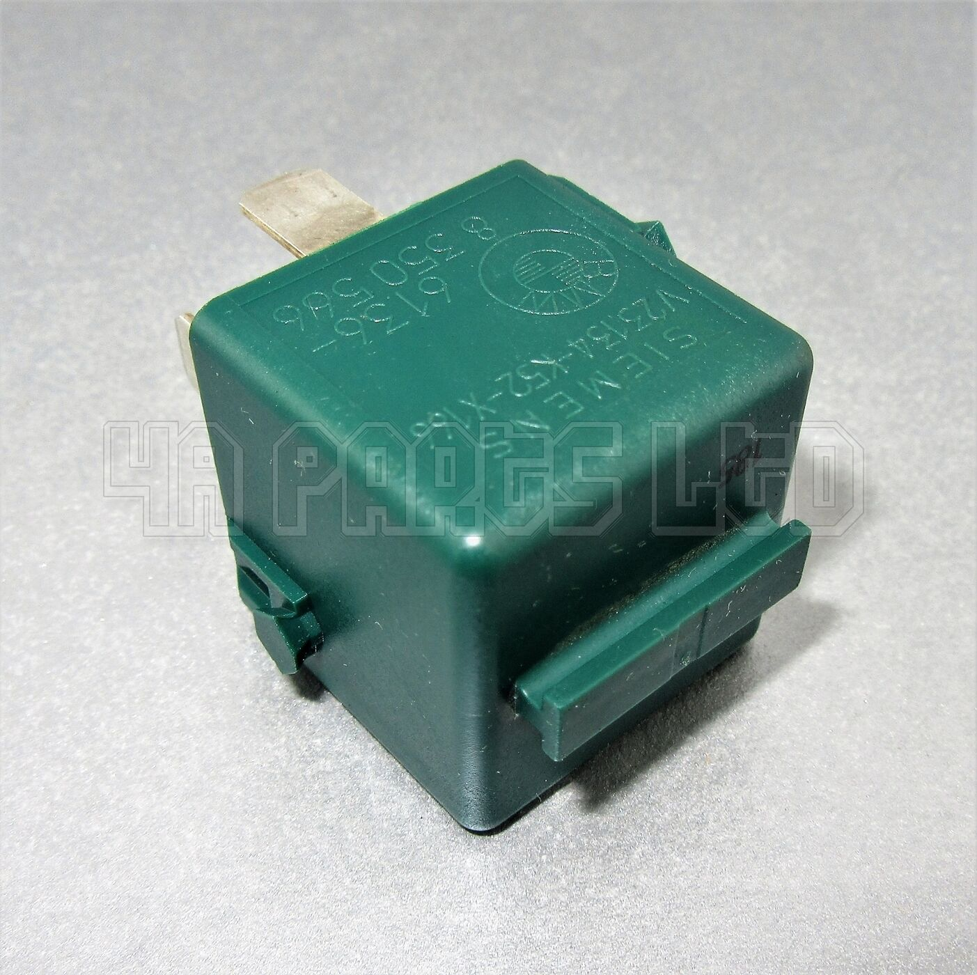 BMW 3 5 7 Z Series Change-Over Contact Pine Green 6-PIN Relay ...