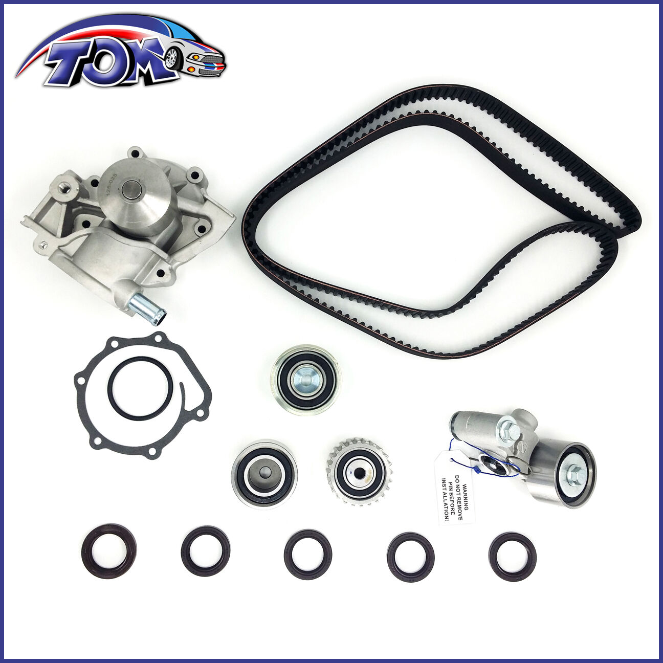 Fit Subaru Baja Legacy Outback 25l Ej25 Sohc New Timing Belt W For 1 Of 8free Shipping