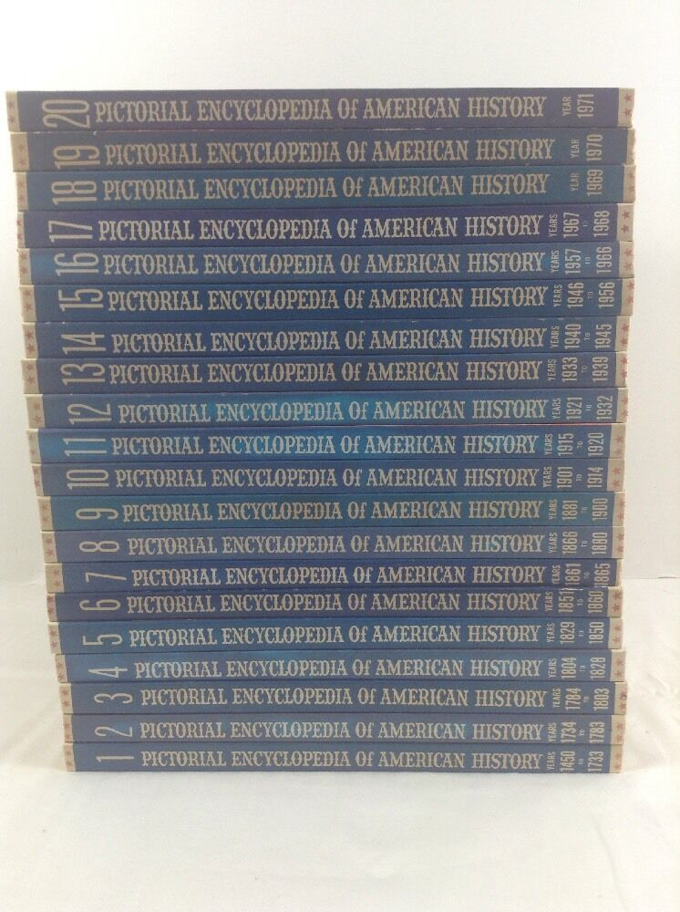 Pictorial Encyclopedia of American History Vol 9 - Shaping of a World Power