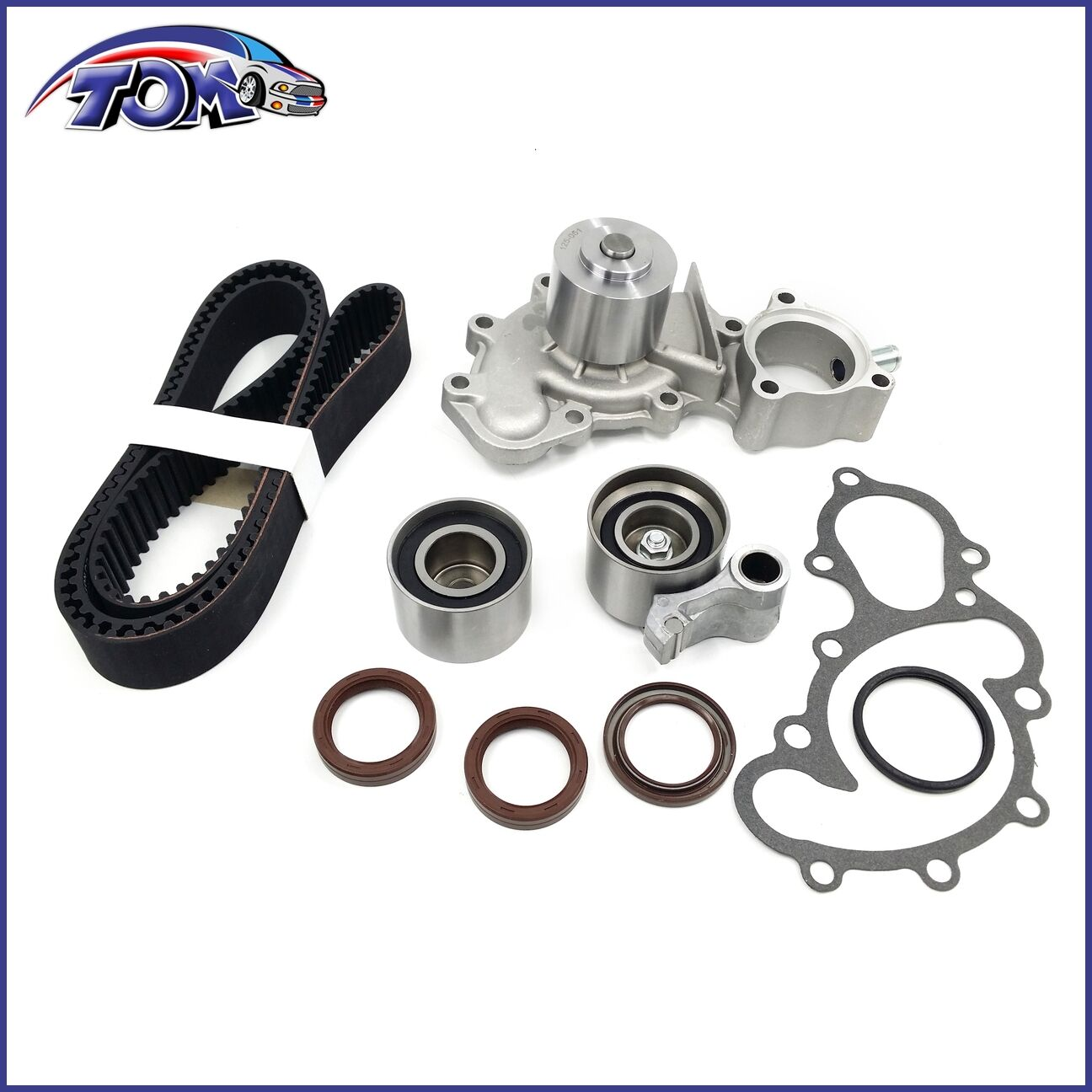 New Timing Belt Water Pump Kit For Toyota Tacoma Tundra T100 4runner 34l V6
