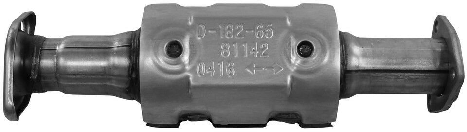 Catalytic Convertercalcat Direct Fit Converter Fits 9295 Honda Civic 15l 1 Of 1only 4 Available: 95 Honda Civic Catalytic Converter At Woreks.co
