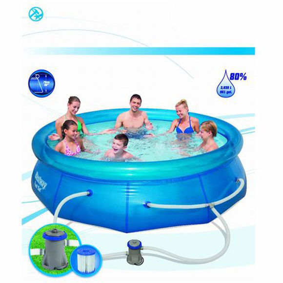 Brand New Bestway 10 Ft Inflatable Outdoor Swimming Pool