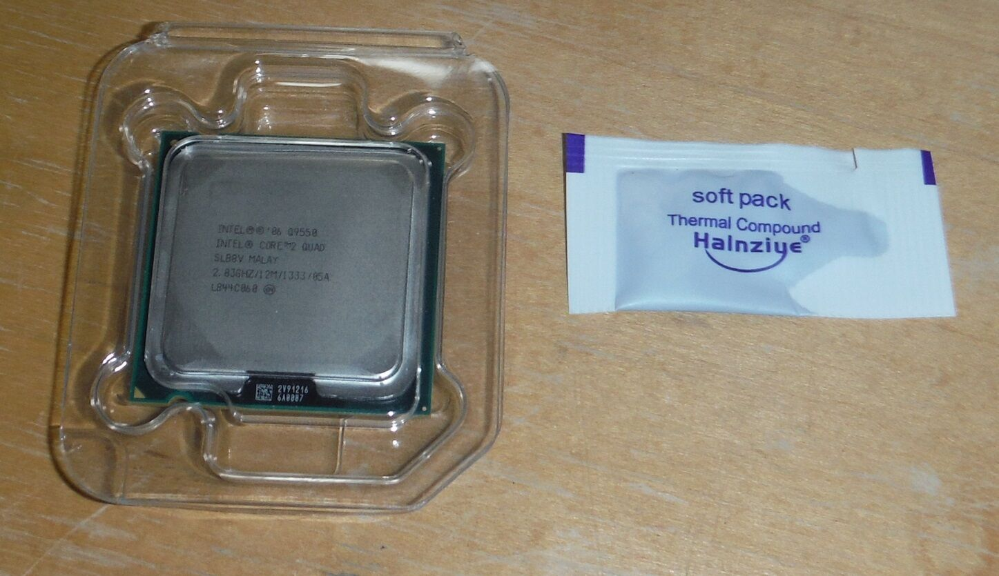 1 Of 2Only 2 Available Intel Core Quad Q9550