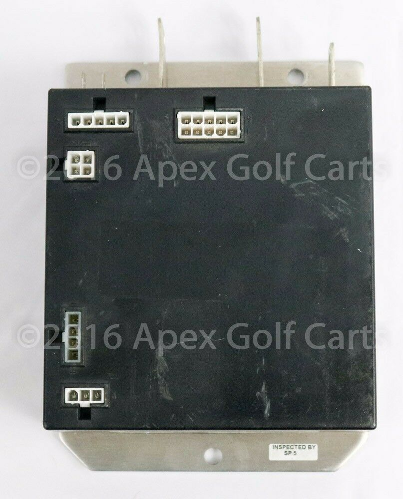 Dcs Golf Cart Wiring Controller Pds Ezgo Txt Electric 2000 Up Regen 36v Its 1206mx 4301 1 Of 9only 5 Available See More