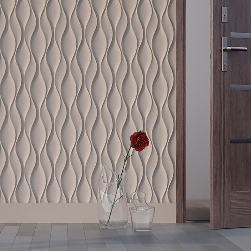 1 PCS ABS Plastic mold for Plaster 3D Decorative Wall Panels Buds ...