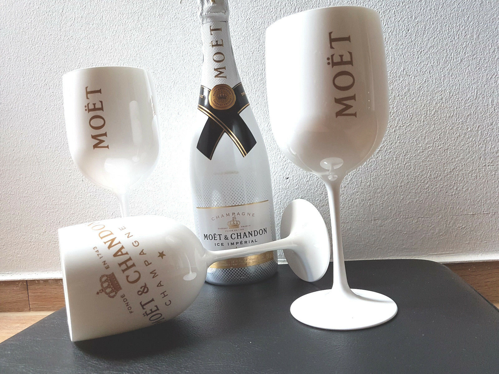 moet chandon ice imperial champagner glas acryl becher limited edition eur 18 99 picclick de. Black Bedroom Furniture Sets. Home Design Ideas