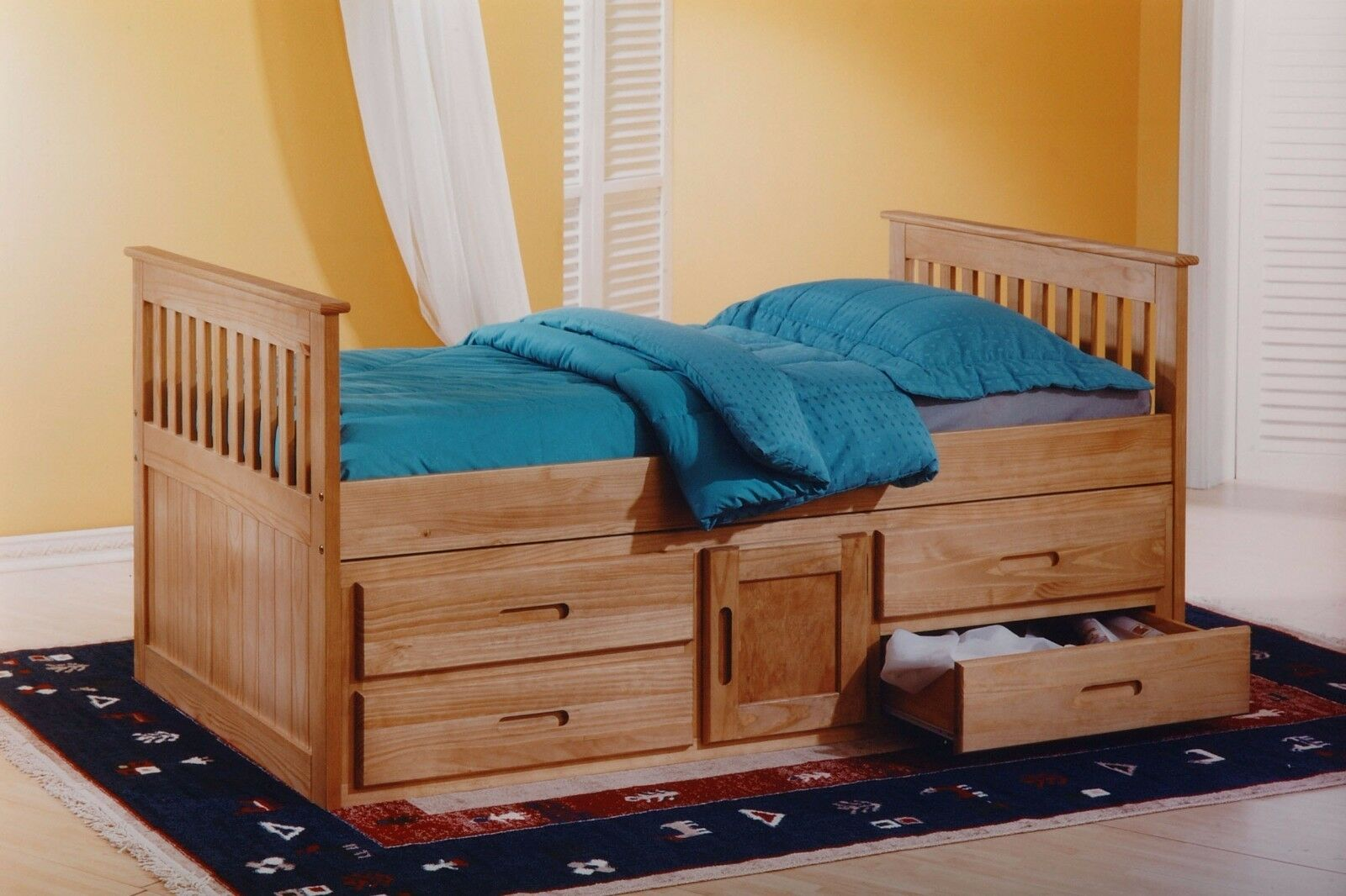 Pine Bed Frames Ireland