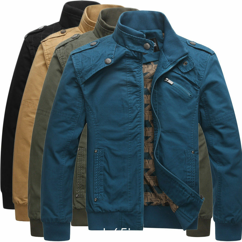 Free shipping and returns on Men's Cotton & Cotton Blend Coats & Jackets at optimizings.cf