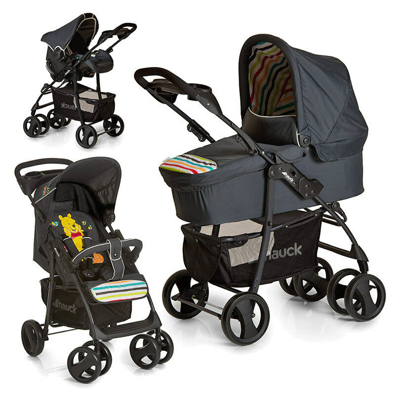 hauck kombi kinderwagen set 3in1 shopper slx babyschale. Black Bedroom Furniture Sets. Home Design Ideas