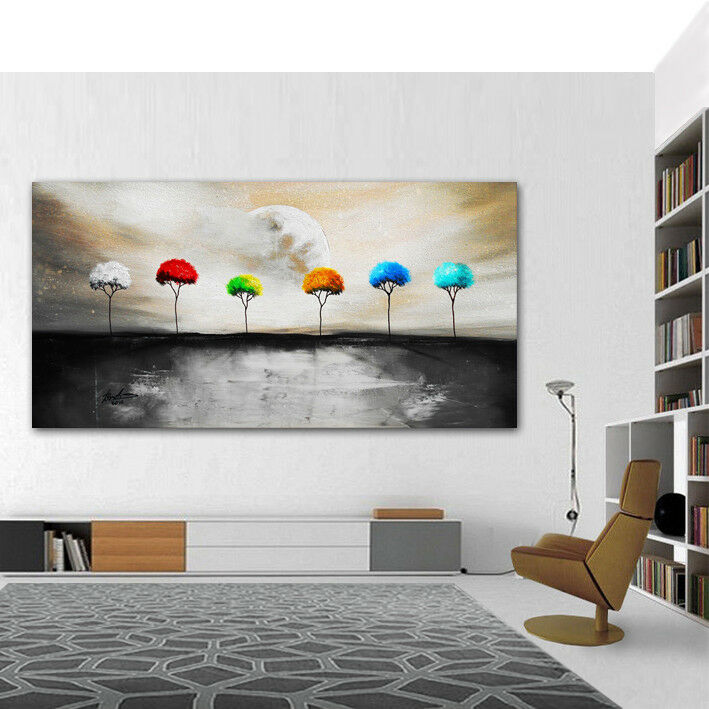 bilder leinwand abstrakt kunst wandbild kunstdruck modern xxl 261a eur 59 95 picclick de. Black Bedroom Furniture Sets. Home Design Ideas