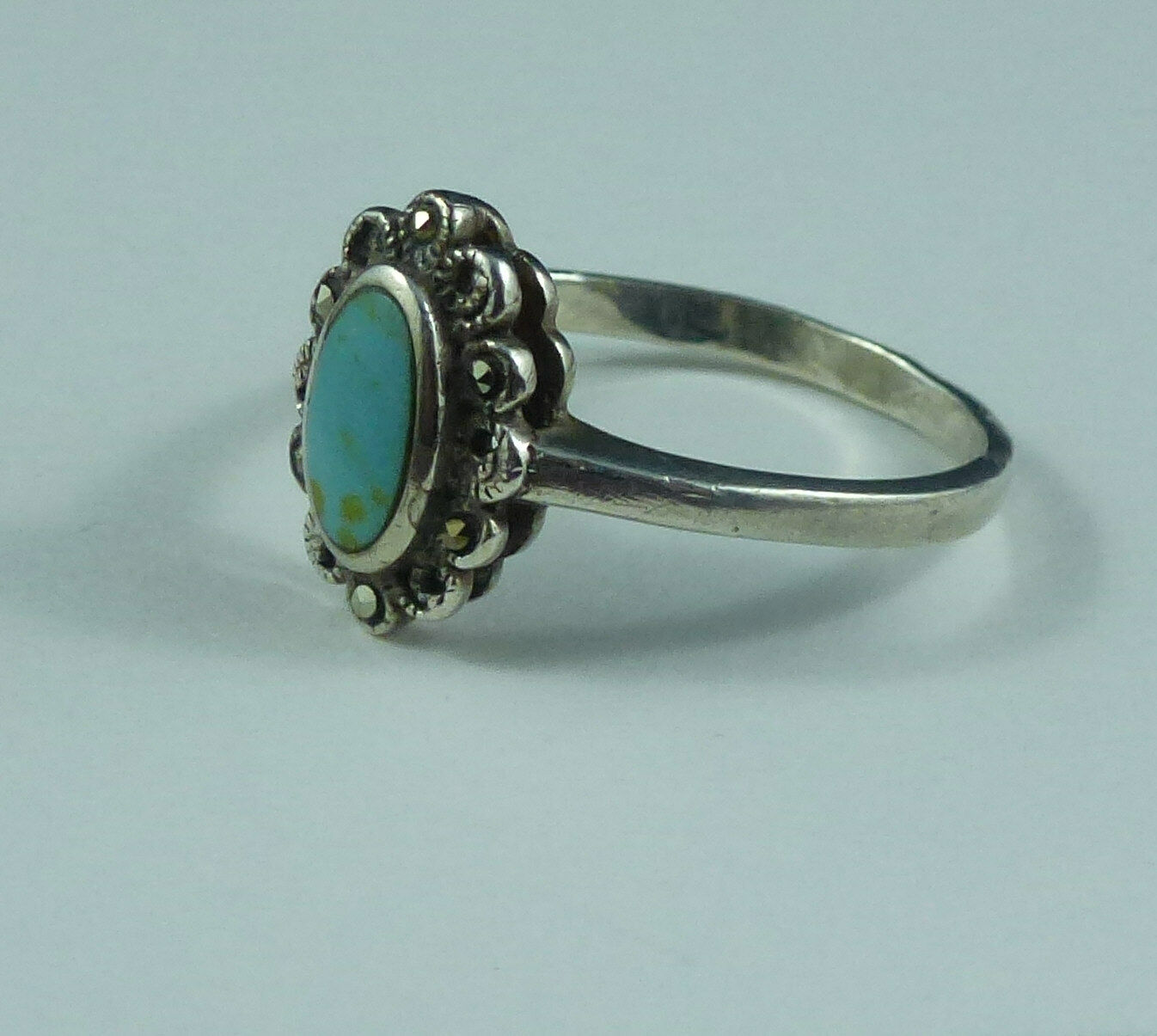 Sterling Silver Vintage Reproduction Rings
