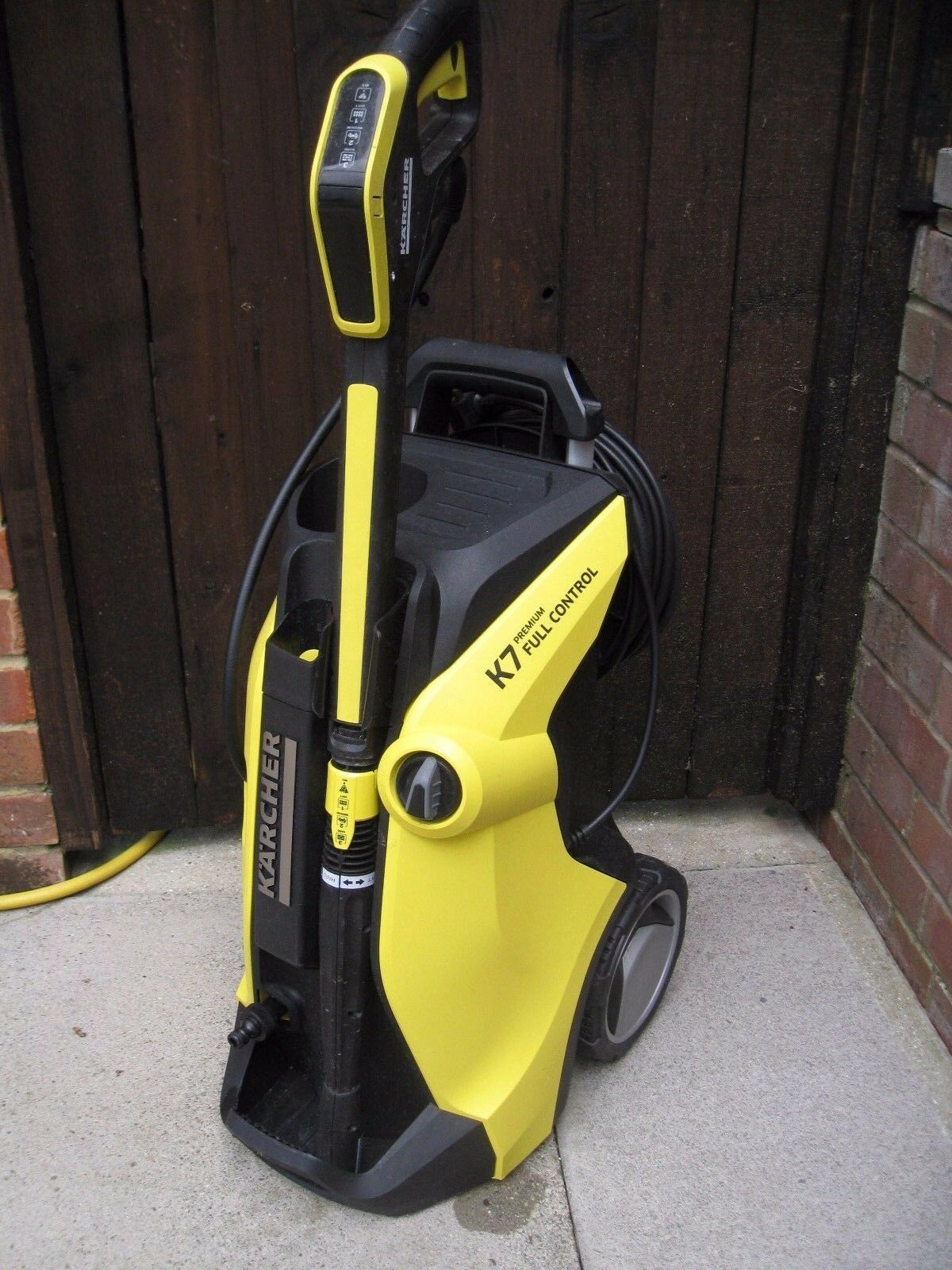 karcher k7 premium full control home pressure washer picclick uk. Black Bedroom Furniture Sets. Home Design Ideas