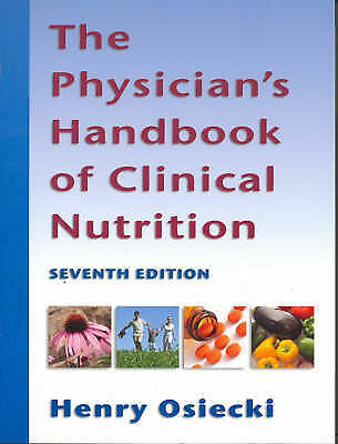 henry osieck the physicians handbook of clinical nutrition