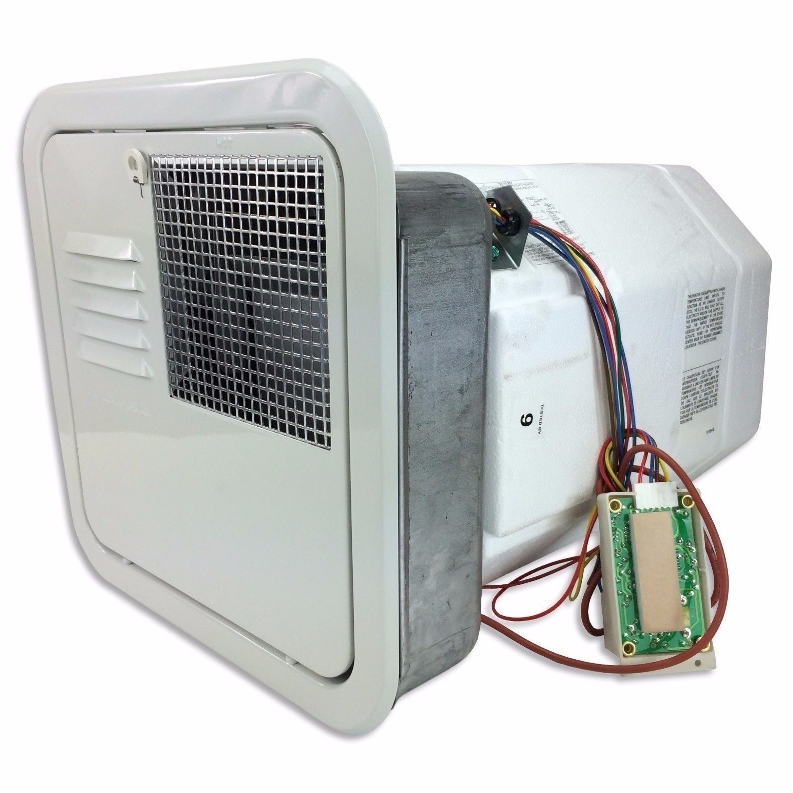 Suburban Sw6d Rv Water Heater Dsi Camper Trailer Lp Gas W White Door 93865 Atwood Circuit Board 1 Of 1free Shipping