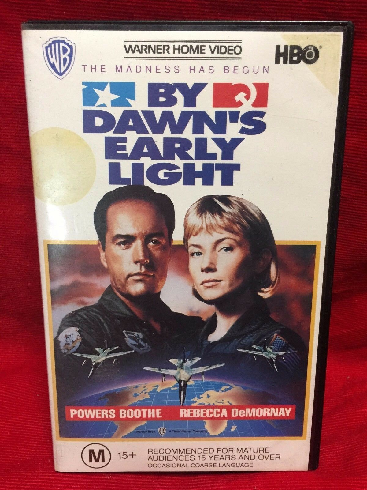by dawns early light vhs video tape movie warner home